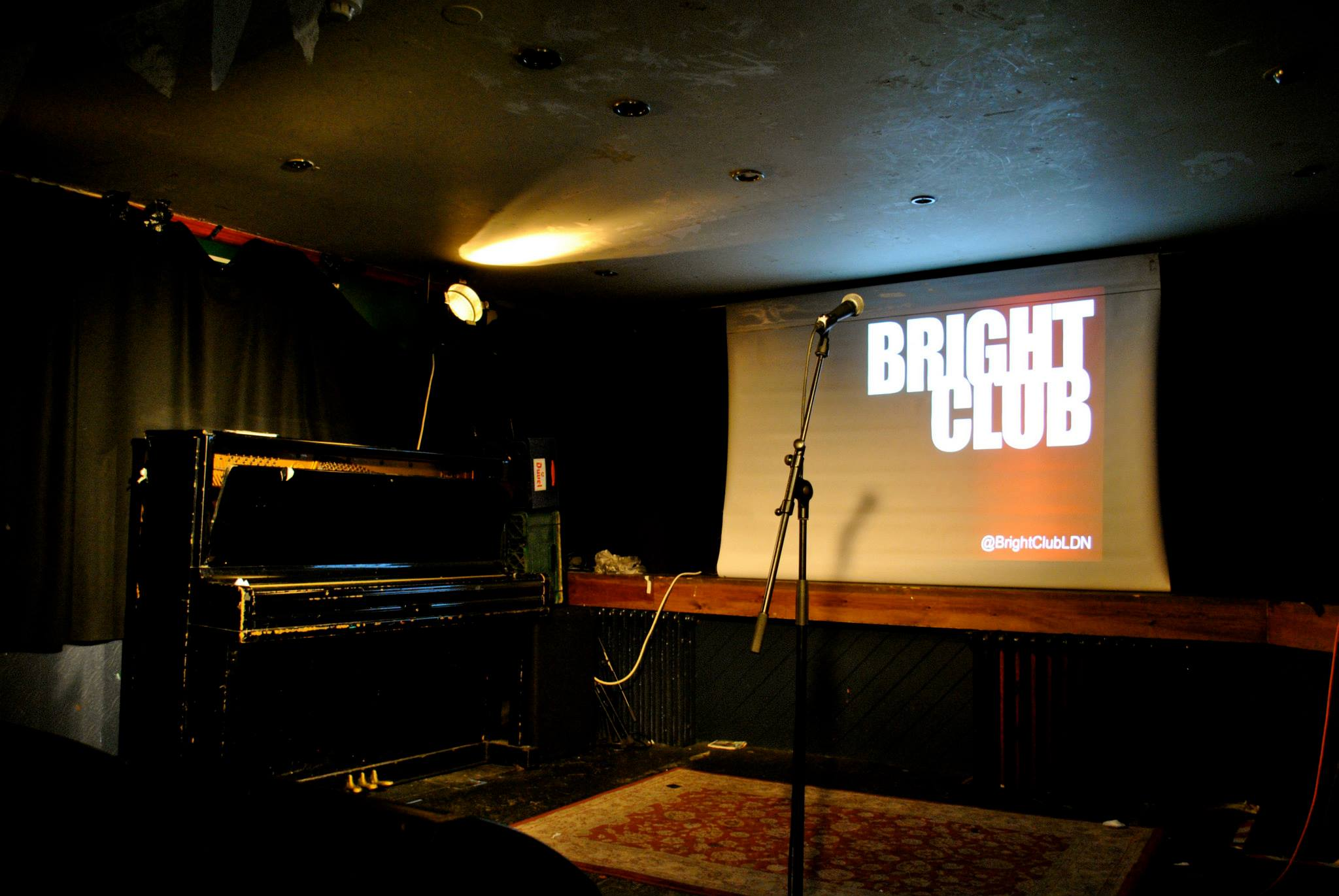 Image of Bright Club variety night