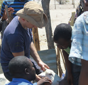 Botswana project