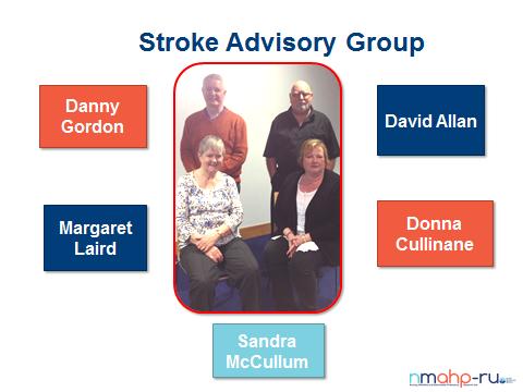 Stroke Advisory Group