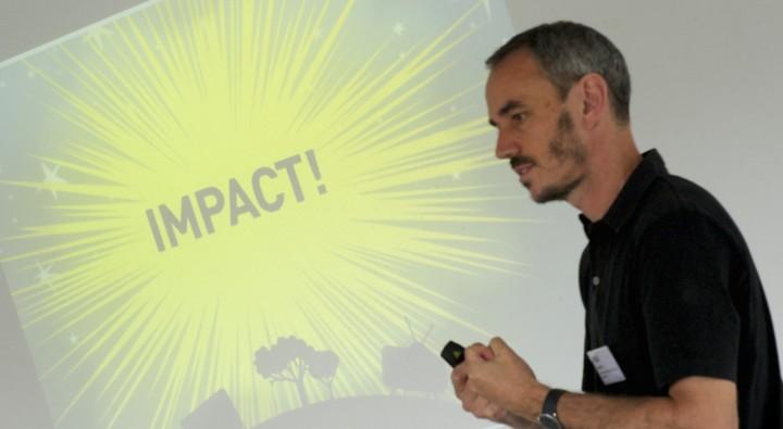 Impact image
