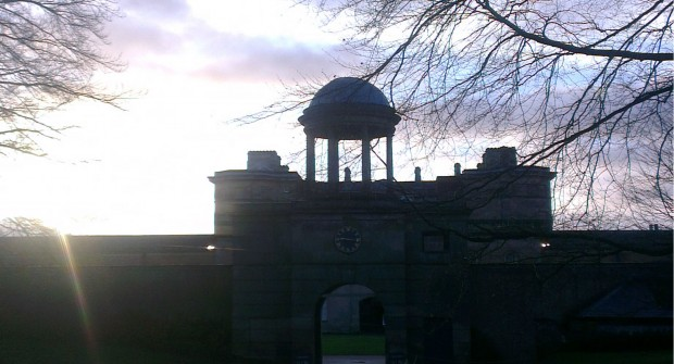 The Clocktower at Attingham ©Sharon Clancy