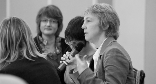 Attendee at NCCPE conference
