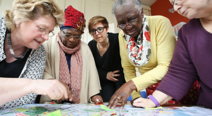 Age Friendly Manchester project