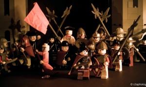 The Night Watch lego