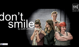 Don't Smile by Judith Johnson