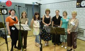 Celestial sirens choir