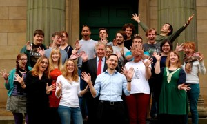Project group from Dreams of a Low Carbon Future