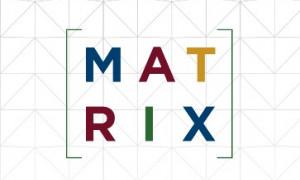 Matrix conference logo