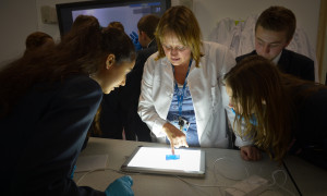 School students take part in Lifelab (Talk to US! SUPI)