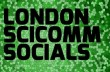 London Scicomm Socials logo